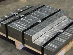 Stainless steel blocks